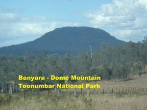 Dome Mountain- toonumbar national park