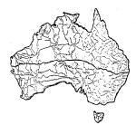 story line across australia