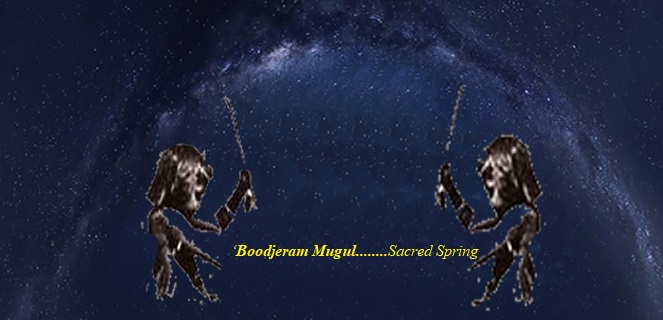 Boodjeram Mugul - milkyway